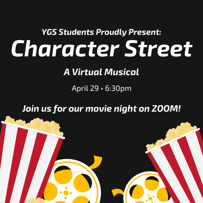 Character Street - A Virtual Musical