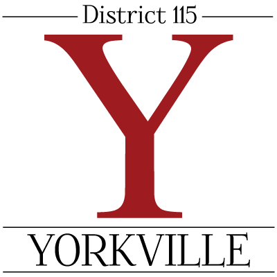 Yorkville Community Unit School District logo