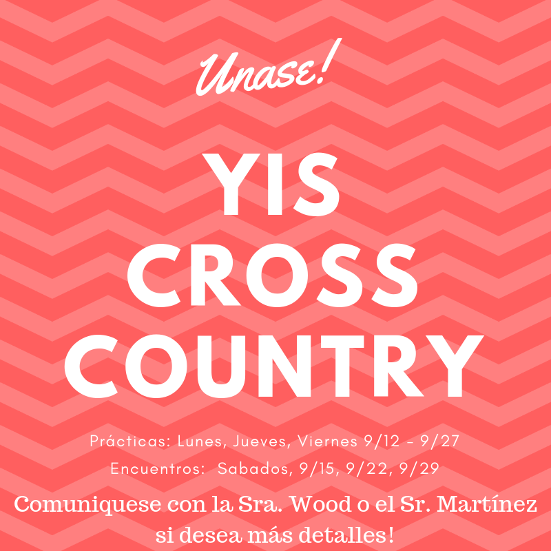 Únete a Cross Country