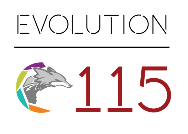 Evolution 115 logo