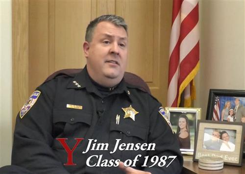 Chief Jim Jensen