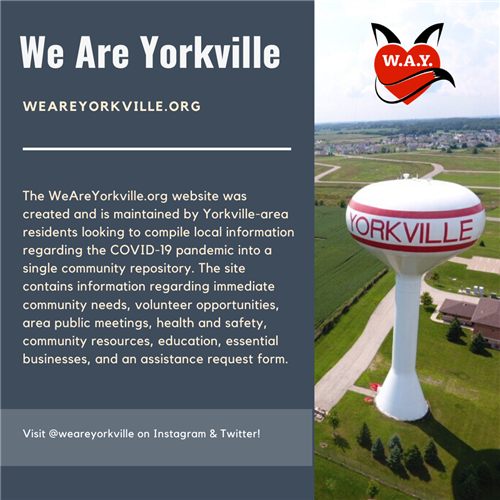 we are yorkville